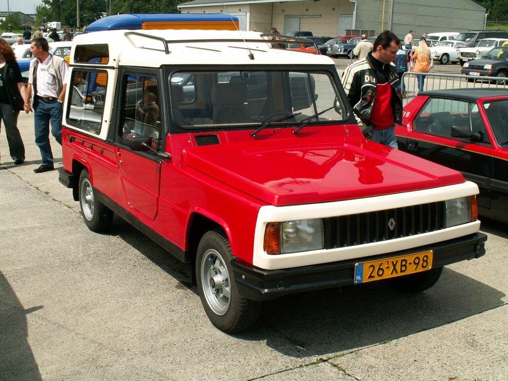 Renault 6 Rodeo 1972-1981